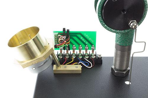 Kernel dispenser
